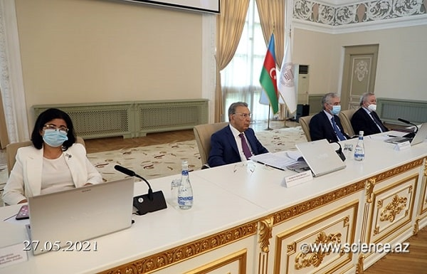 The General meeting of the National Academy of Sciences of Azerbaijan was held