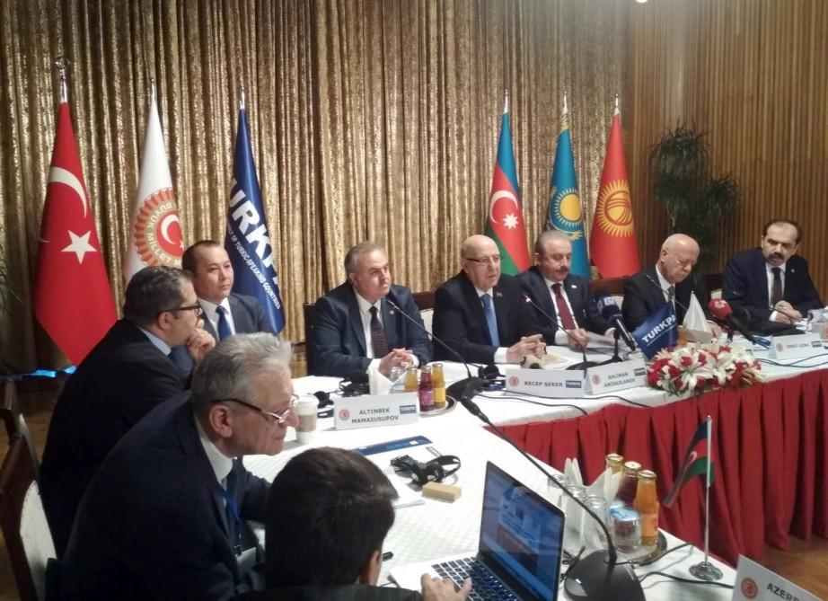 Ankarada TÜRKPA-nın ətraf mühit və təbii ehtiyatlar komissiyasının toplantısı keçirilir