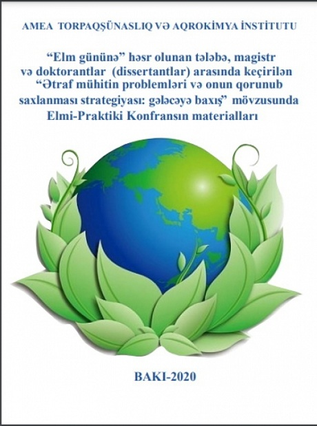 Materials of the scientific conference dedicated to environmental problems have been published