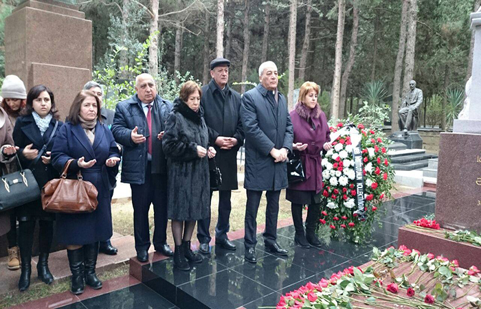 Light memory of the prominent scientist, Academician Jalal Aliyev honored