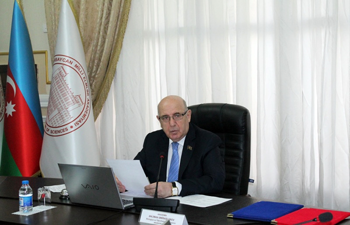 Division of Biological and Medical Sciences held next meeting
