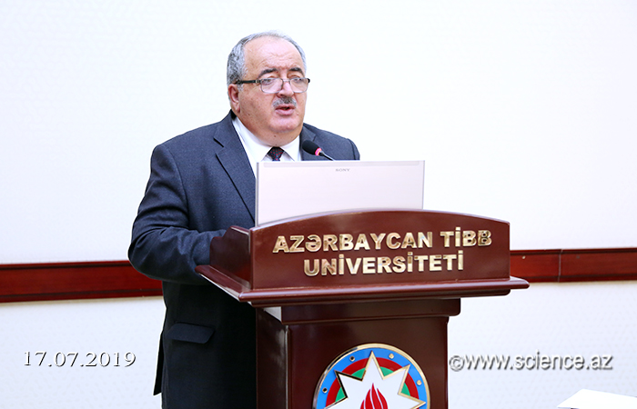 Onkoloji və neyrodegenerativ xəstəliklərin yeni tədqiqi üsulları müzakirə edilib