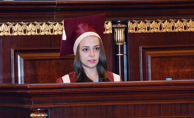 AMEA-nın gənc mütəxəssisi Belçika Krallığının Gent Universitetinin doktoranturasına qəbul olub