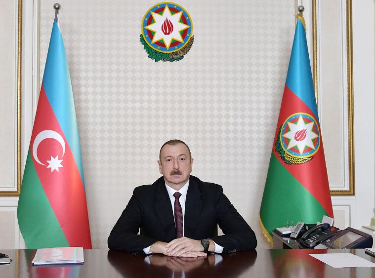 2021-ci il Gənclər üçün Prezident mükafatlarının verilməsi haqqında Azərbaycan Respublikası Prezidentinin Sərəncamı