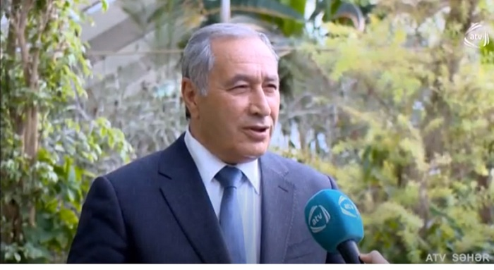 """Corresponding member of ANAS Tofig Mammadov gave an interview to """"ATV Seher"""""""