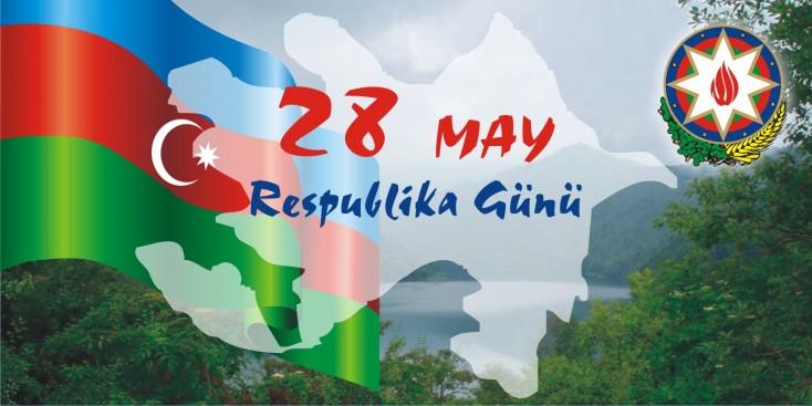 28 MAY RESPUBLİKA GÜNÜ