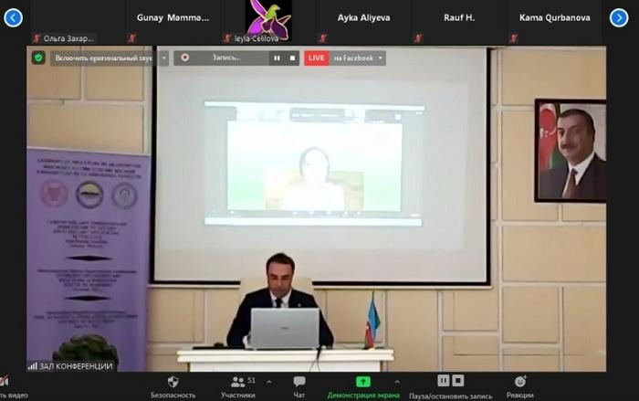 Torpaqşünaslıq və Aqrokimya İnstitutunda beynəlxalq elmi-praktiki konfrans keçirilib