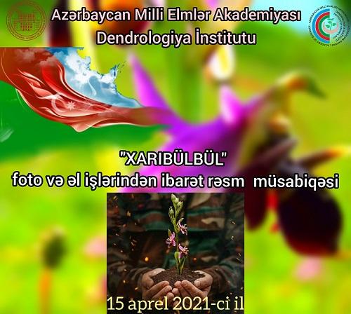 """""""Xarıbülbül"""" mövzusunda müsabiqə elan olunur"""