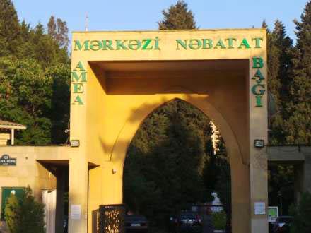 Mərkəzi Nəbatat Bağı müsabiqə elan edir