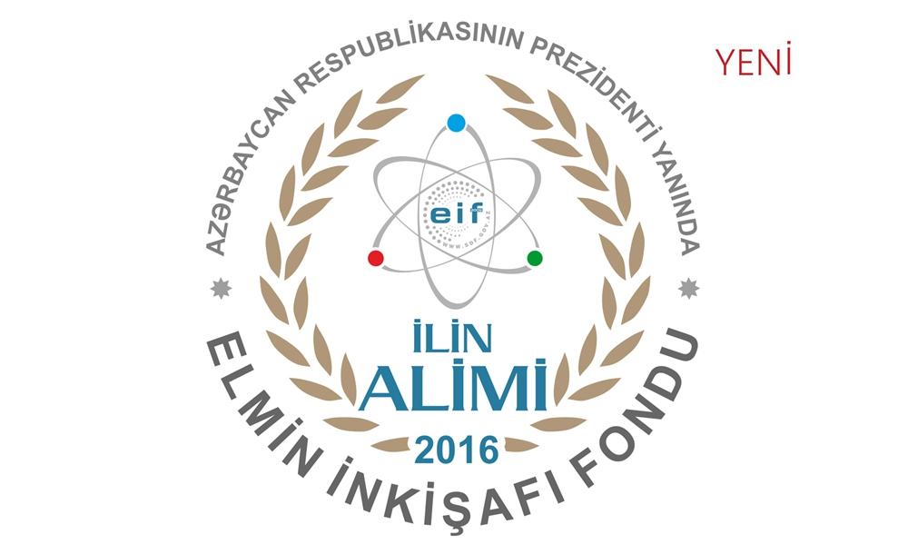"""""""2016-cı İlin Alimi"""" mükafat müsabiqəsi elan olunmuşdur"""