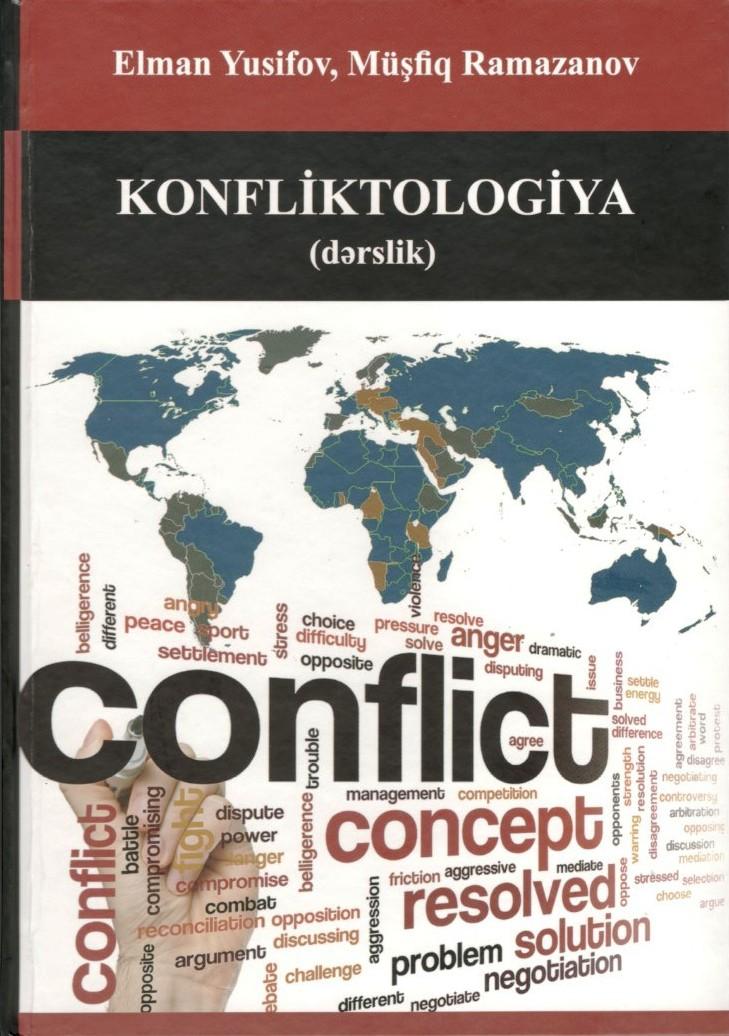 """AMEA Zoologiya İnstitutunun direktoru E.Yusifovun həmmüəllifliyi ilə""""Konfliktologiya"""" dərsliyi nəşr edilib"""