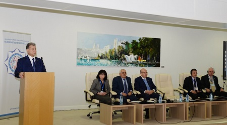 5th congress of physiologists of Azerbaijan launched