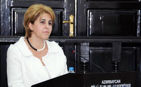 """Akademik İradə Hüseynova: """"Dissertasiya işləri və elmi məqalələrin yazılması tam nəzarətdədir"""""""
