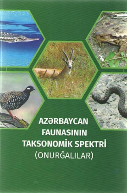 """""""Azərbaycan faunasının taksonomik spektri (onurğalılar)"""" kitabı nəşr olunub"""