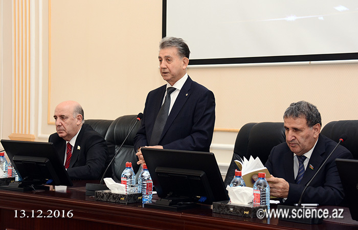 Notable scientist Agil Aliyev's 90th anniversary celebrated in ANAS