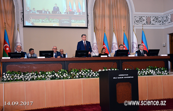 ANAS held a meeting devoted to the Knowledge Day