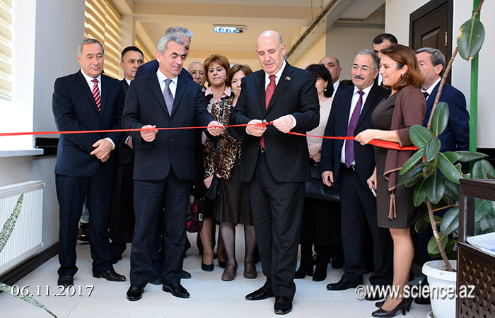 Modern Educational Complex after Heydar Aliyev opened