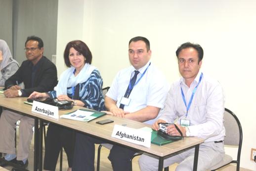 AMEA Genetik Ehtiyatlar İnstitutunun əməkdaşları Pakistanda ezamiyyətdə olmuşlar