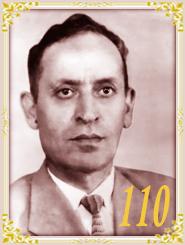 AMEA Zoologiya İnstitutunun sabiq direktoru, akademik Əsədov Səttar Məcid oğlunun anadan olmasının 110 ili tamam olmuşdur