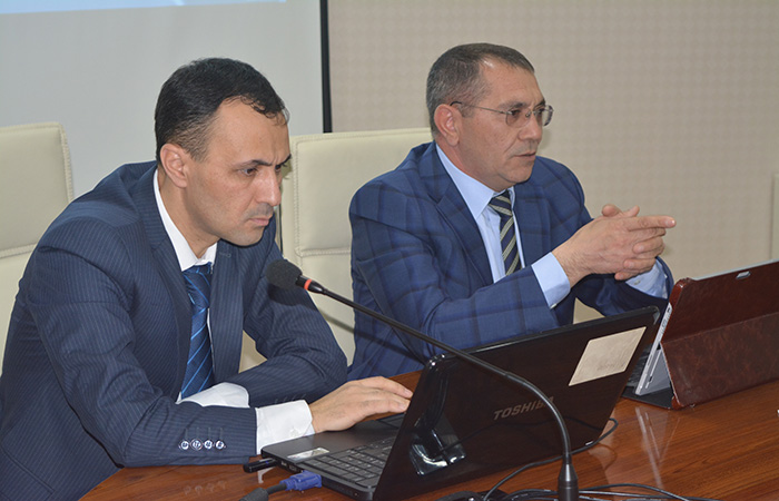 Important issues were discussed at the meeting of the Scientific Council on Medical Problems